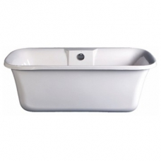 Zambezi Freestanding Bath 560x795x1720 White