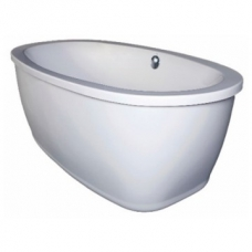 Colorado Freestanding Bath 550x950x1800mm White