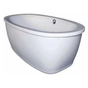 Colorado Freestanding Bath 550x950x1800mm White