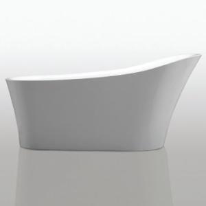 Rhine Slipper Bathtub 1700x800x790mm White