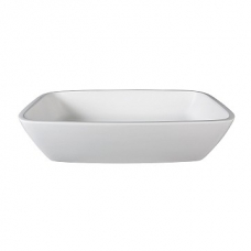 Deonne Countertop Basin 560x365x120mm Polished White