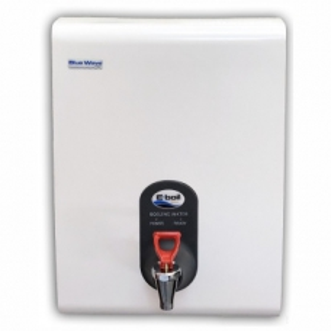 E-Boil Bluewave Boiling Water Dispenser 5Lt 375x215x500mm 36 Cups White