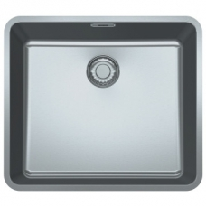 Franke  Kubus KBX110-45 Sink Undermount SB 480x430x180 SS