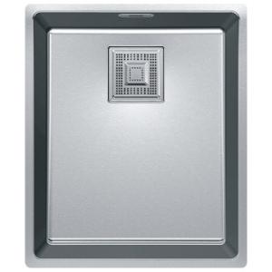Franke  Centinox CMX110-34 Sink Sgl Bowl 370x440x175mm SS