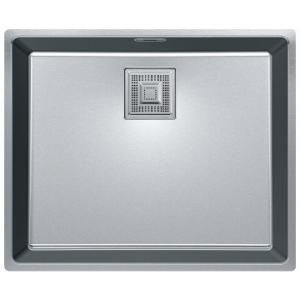 Franke  Centinox CMX110-50 Sink Sgl Bowl 530x440x200mm SS