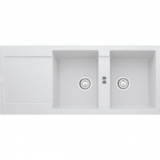 Franke  Maris MRG621 Sink DEB 1160x500mm Polar White