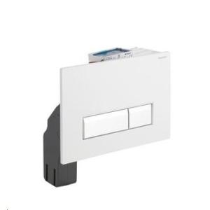 Geberit Actuator Plate Sigma 40 for D/F White Alpine