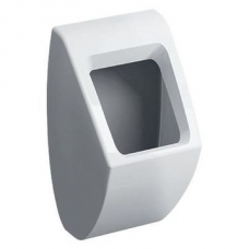 Geberit Icon Urinal for Concealed Urinal Flush Control Outlet To The Rear White