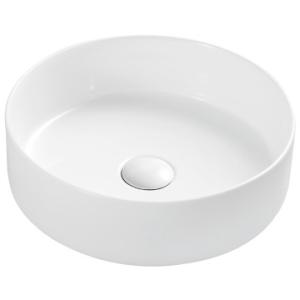 Sianna Countertop Basin Round White - Gio