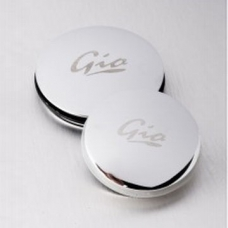Gio Plumbing Basin Caps Chrome - Gio