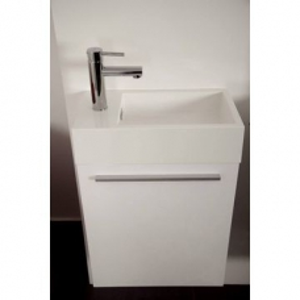 Gio Bathroom Vanity 460mm White - Gio