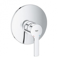 Grohe Lineare Concealed Shower or Bath Mixer Trim Chrome