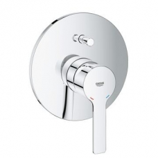 Grohe Lineare Concealed Diverter Mixer Trim Chrome