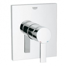 Grohe Allure Single Lever Concealed Shower Mixer Chrome