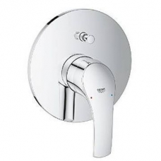Grohe Eurosmart Single Lever Bath Mixer Chrome