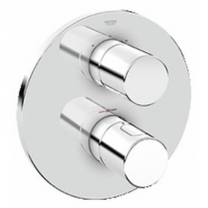 Grohe Grohtherm 3000 Cosmo Thermostat Bath Concealed Chrome