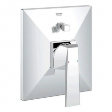 Grohe Allure Brilliant Single Lever Bath Mixer Chrome