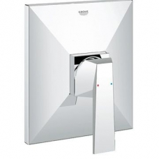Grohe Allure Brilliant Single Lever Shower Mixer Chrome
