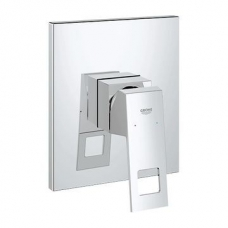 Grohe Eurocube Single Lever Shower Mixer Chrome