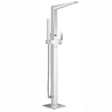 Grohe Allure Brilliant Single Lever Bath Mixer Freestanding Chrome