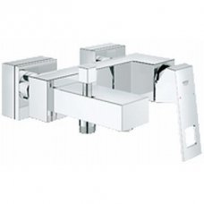 Grohe Eurocube Single Lever Bath Mixer Chrome