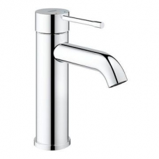 Grohe Essence New 1-Handle Basin Mixer Smooth Body S-Size Chrome