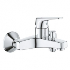 Grohe BauFlow OHM Bath Exposed Chrome