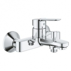 Grohe BauEdge OHM Bath Exposed Chrome