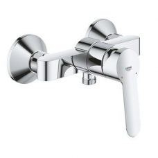 Grohe BauEdge OHM Shower Exposed Chrome