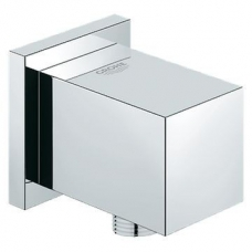 Grohe Euphoria Cube Shower Outlet Elbow Chrome