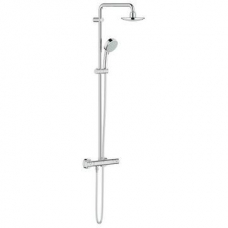 Grohe New Tempesta Cosmo 160 Shower System Therm Chrome