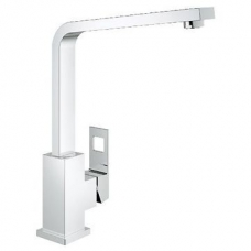Grohe Eurocube Single Lever Sink Mixer Chrome