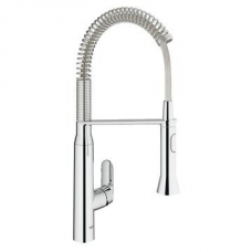 Grohe K7 Single Lever Sink Mixer Low Version Chrome