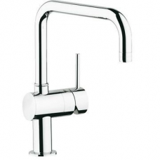 Grohe Minta Lever Sink Mixer U-Swivel Spout Chrome