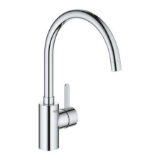 Grohe Eurosmart Cosmo Single Lever Sink Mixer Chrome
