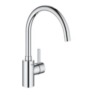 Grohe Eurosmart Cosmo Single Lever Sink Mixer Chrome