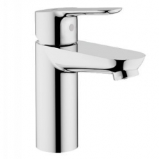 Grohe BauEdge Single Lever Basin Mixer Smooth Body Chrome