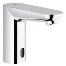 Grohe uroeco Cosmo E Infra-Red Electronic Basin Mixer 1/2 Inch w/o Mixing Device Chrome