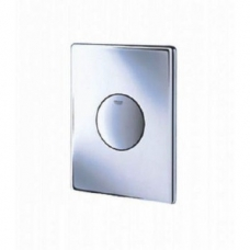 Grohe Skate Wall Plate Vertical Installation Chrome