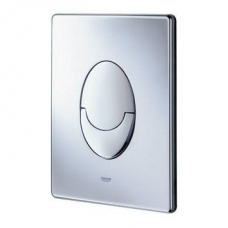 Grohe Skate Air Wall Plate for Pneumatic Valve Chrome