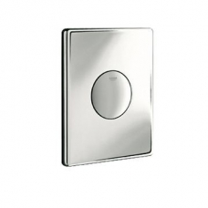 Grohe Skate Air Wall Plate Stop/Start Actuation Chrome