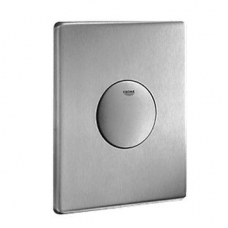 Grohe Skate Wall Plate Stainless Steel Chrome