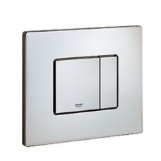 Grohe Skate Cosmopolitan Wall Plate Stainless Steel