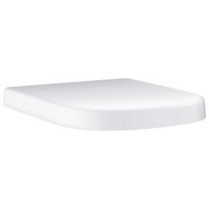 Grohe Euro Ceramic Soft Close Toilet Seat White