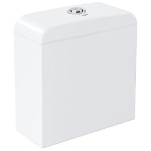 Grohe Euro Ceramic Top Flush Cistern w/ Bottom Inlet White