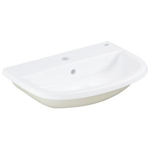Grohe Bau Ceramic Countertop Basin w/ Overflow 560x400mm White