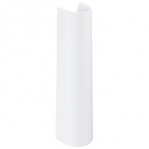 Grohe Bau Ceramic Full Pedestal Including Fixations White