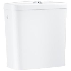Grohe Bau Ceramic Top Flush Cistern w/ Side-Inlet White