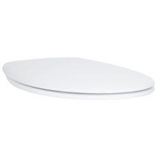 Grohe Bau Ceramic Soft Close Toilet Seat & Lid w/ Quick Release Function White