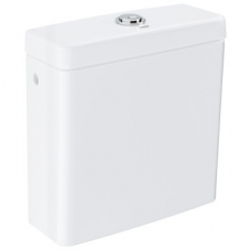Grohe Essence Ceramic Top Flush Cistern w/ Side Inlet White